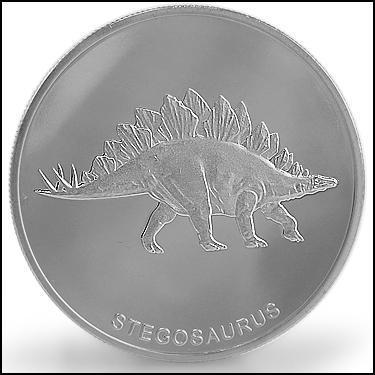 .999 Stegosaurus