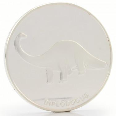 Diplodocus Coin