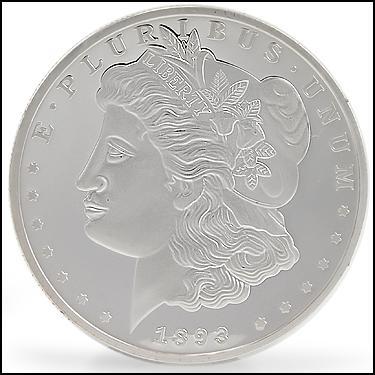1893 CC MORGAN