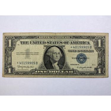$1 StarSilvrCert