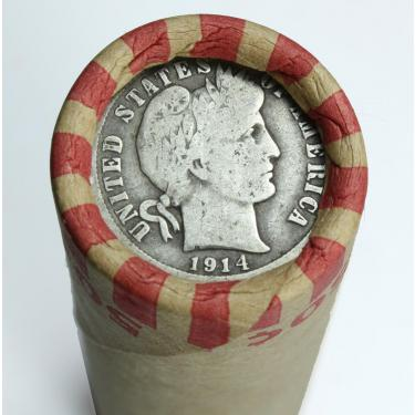 1914 Barber Roll