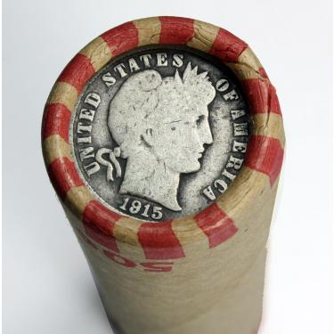 1915 Barber Roll