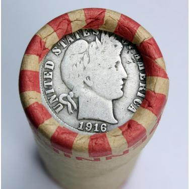 1916 Barber Roll