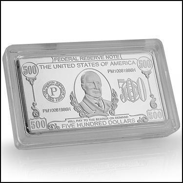 $500 Bar
