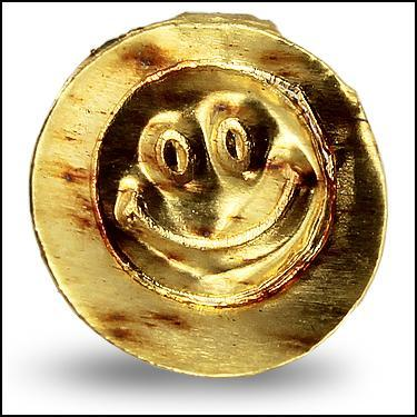 24K Smiley Gold