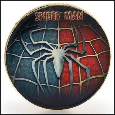 SpiderMan Coin