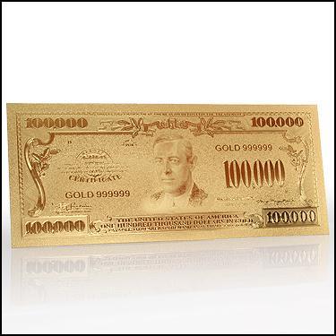 24K $100000 US