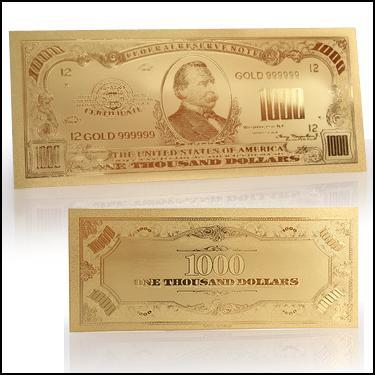 24K $1000 USLeaf