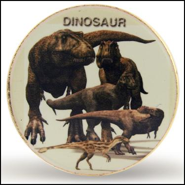 Dinosaurs Coin