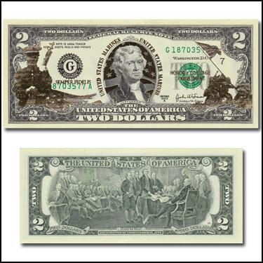 Marine Corps $2