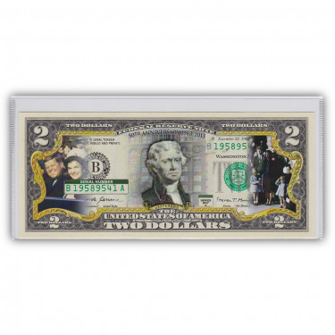 JFK 50th Ani $2