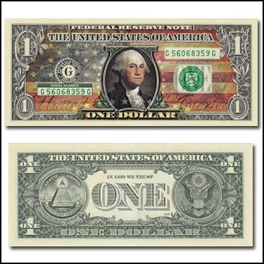 American Flag $1