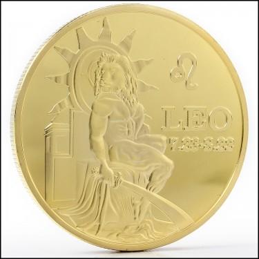 Clad LEO COIN