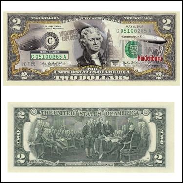 HINDENBURG $2