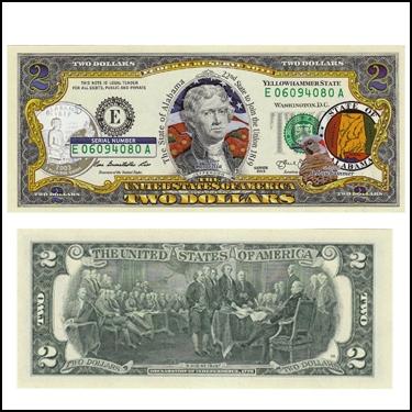 ALABAMA $2