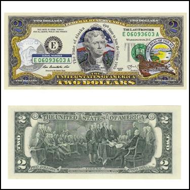 ALASKA $2
