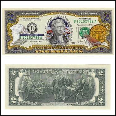 GEORGIA $2