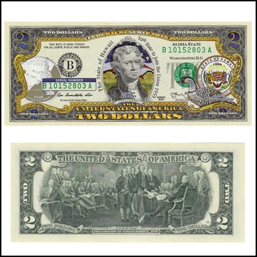 HAWAII $2