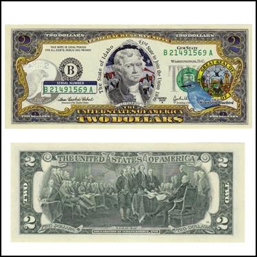 IDAHO $2