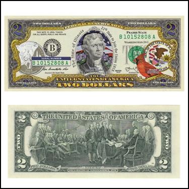 ILLINOIS $2