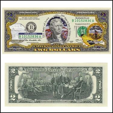 IOWA $2