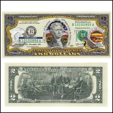 KANSAS $2