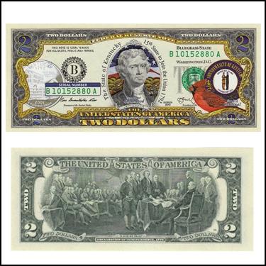 KENTUCKY $2