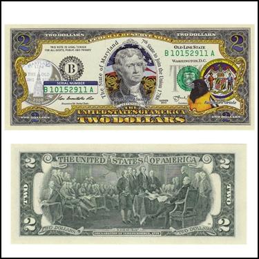 MARYLAND $2