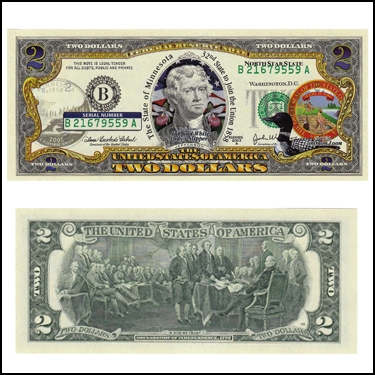 MINNESOTA $2