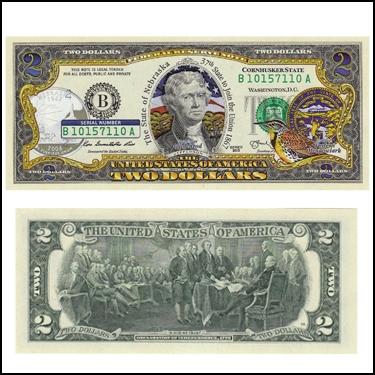 NEBRASKA $2