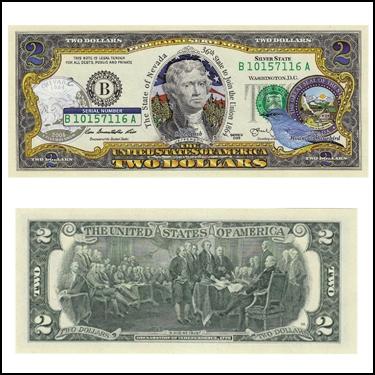 NEVADA $2