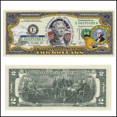 WASHINGTON $2