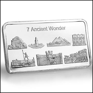 .999 7 Wonders