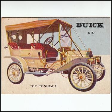 1910 Toy Tonneau