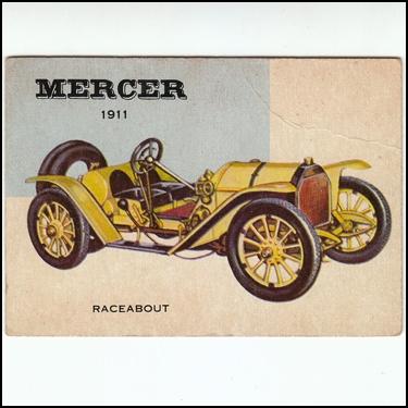 Mercer Type 35R