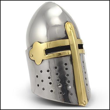 Great Steel Helm