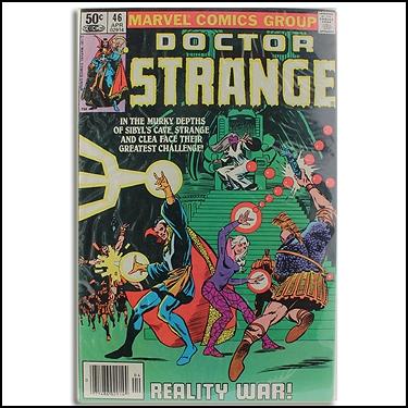 Dr Strange 46