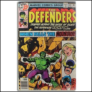 The Defenders 68