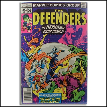 The Defenders 58