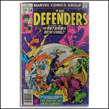 The Defenders 58