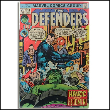 The Defenders 33