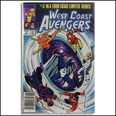 WC Avengers NM