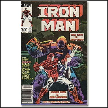 Iron Man 200