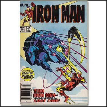 Iron Man 198