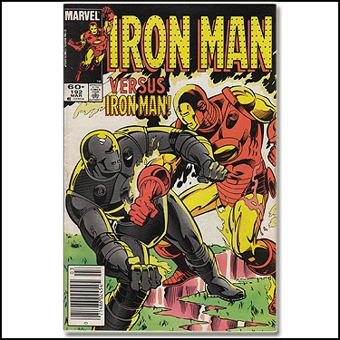 Iron Man 192