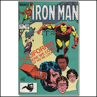 Iron Man 184