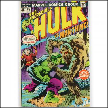 '76 Hulk 5.0 VG