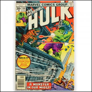 '77 Hulk 5.0 VG