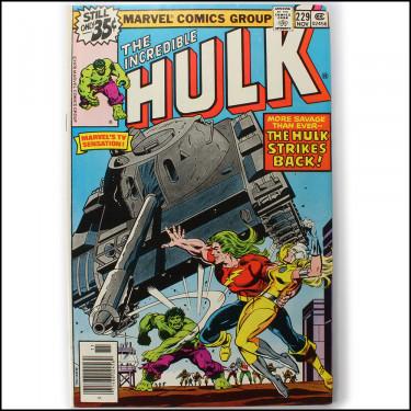 '78 Marvel Hulk