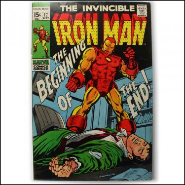 '69 Iron Man